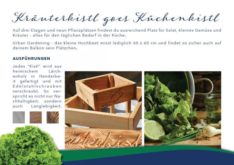 Flyer Küchenkistl
