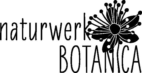 naturwerk.botanica Logo-Variante für spezielle Anwendungen